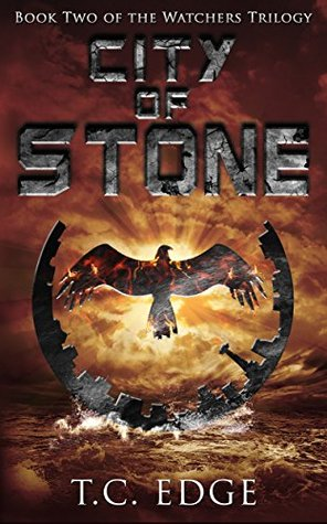 City of Stone (The Watchers Trilogy Book 2)