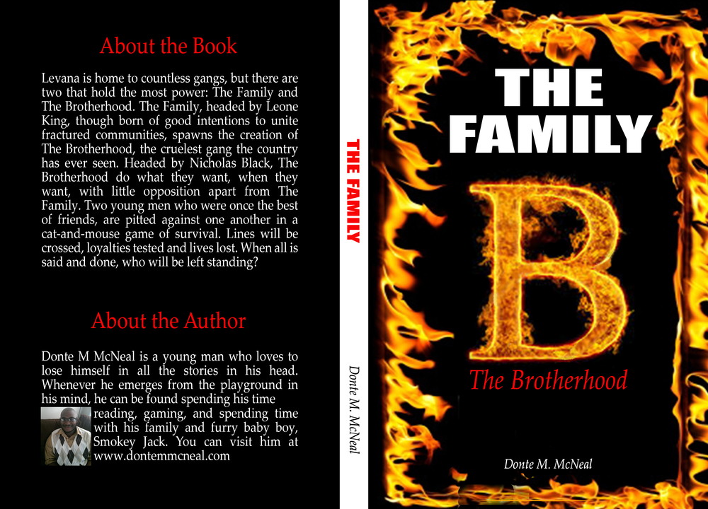 The Family Print cover