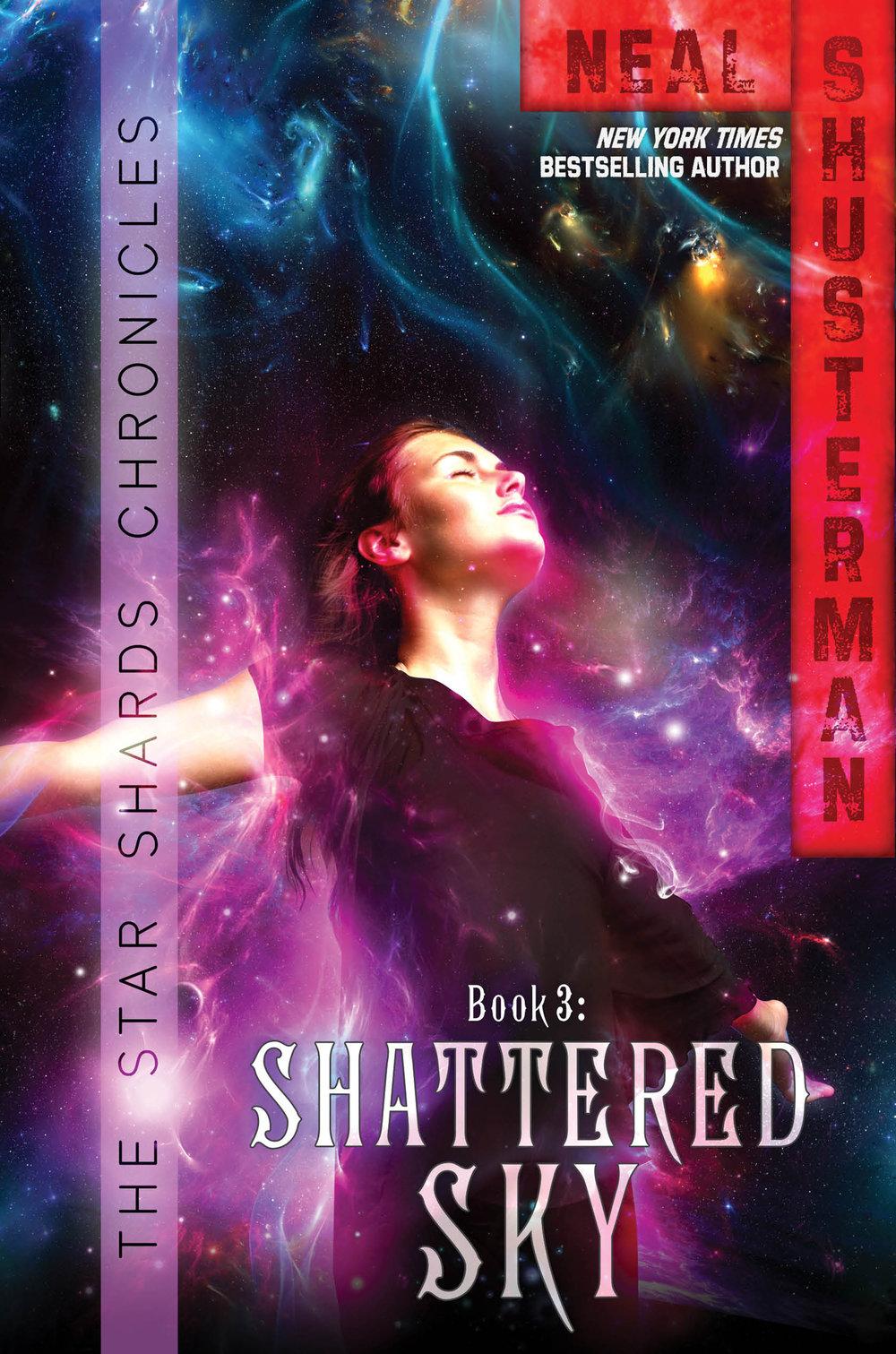 Book 3: Shattered Sky