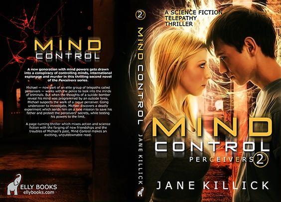 Perceivers Book 2: Mind Control