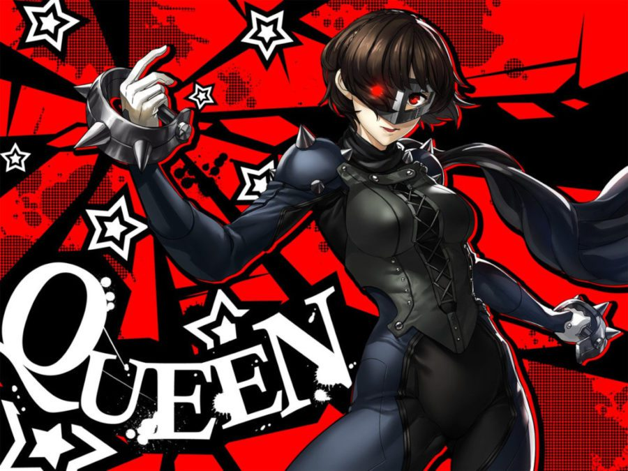 Especially Makoto, because she's Queen, and also best girl. Don't agree? Fight me.