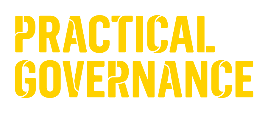 Practical Governance