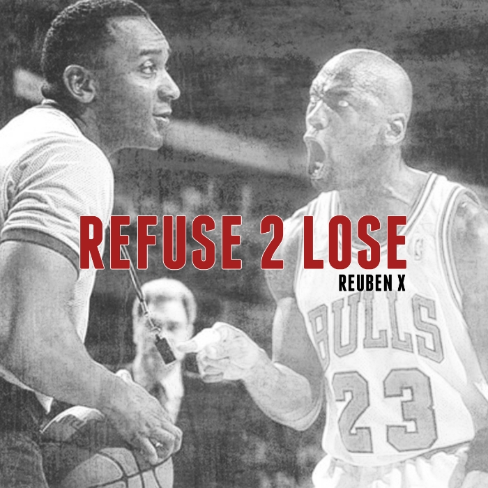 """Reuben X  presents his craft with his latest single called   REFUSE 2 LOSE  . Throughout the track you hear Reuben X recite ""Refuse To Lose, No One Remember's Number 2's"". By 1:06 there's this beat switch up, that sounds pretty sweet. It reminds me from chopped and screwed track like something from Three 6 Mafia. Production by   @Capcrunchbeats  .""- Nikki Sixx"
