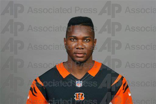 Reuben X Cincinnati Bengals Headshot