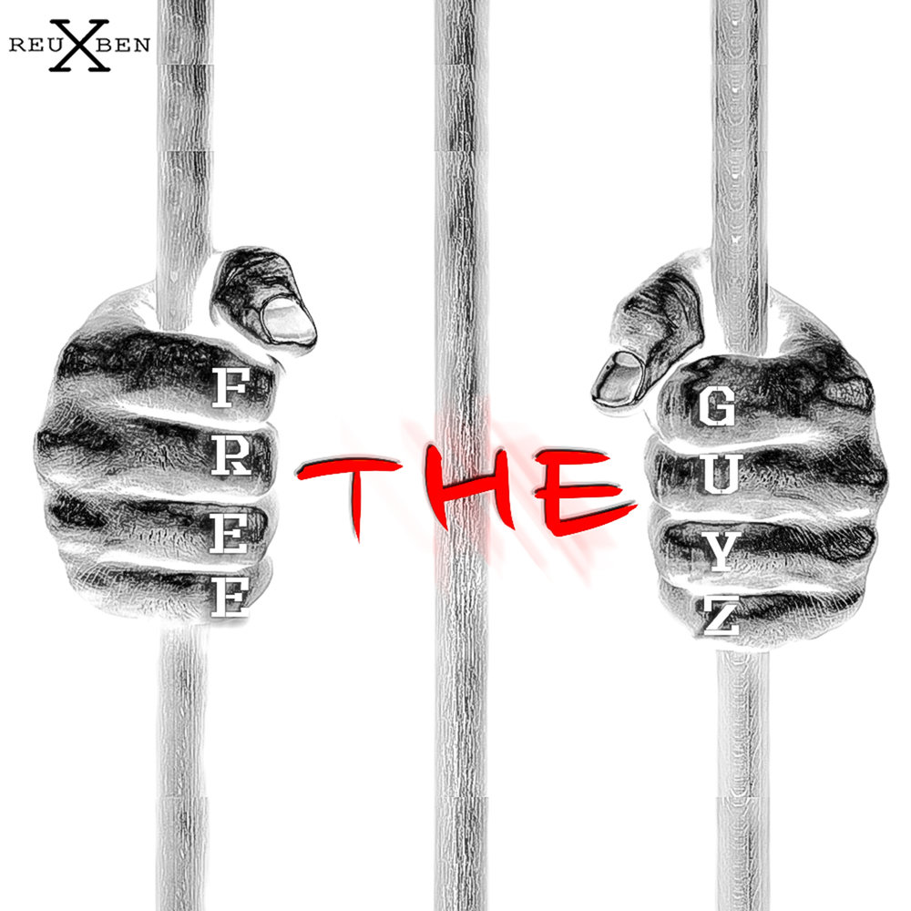 "Reuben X releases new single ""Free The Guyz""   If you've ever had family or close friends locked up or even you yourself have been locked up you might be feeling this song..  #FreeTheGuyz   Dedicated to Robert DatBoi O Clark & DJ BJ Clark"