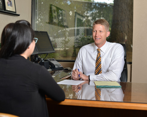 Our Personal Injury team is attentive to your needs.