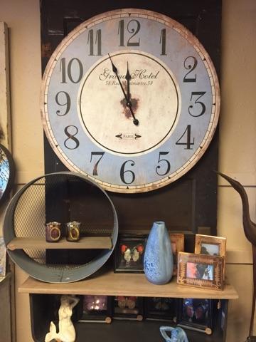 So many clocks to choose