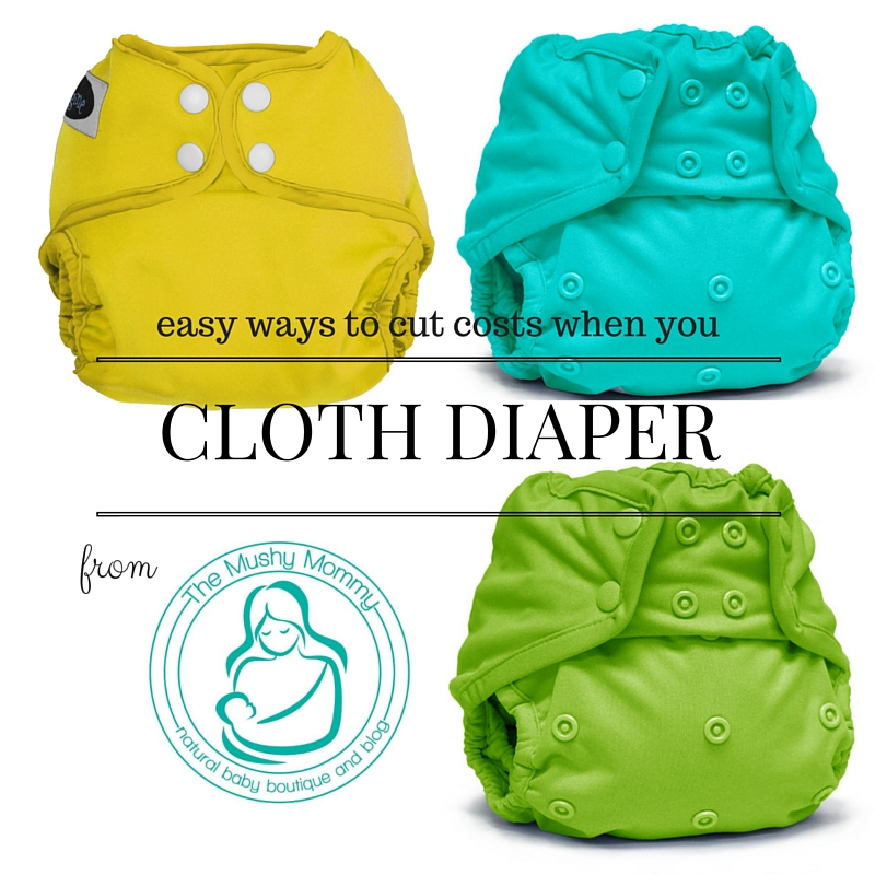 Saving Money With Cloth Diapers
