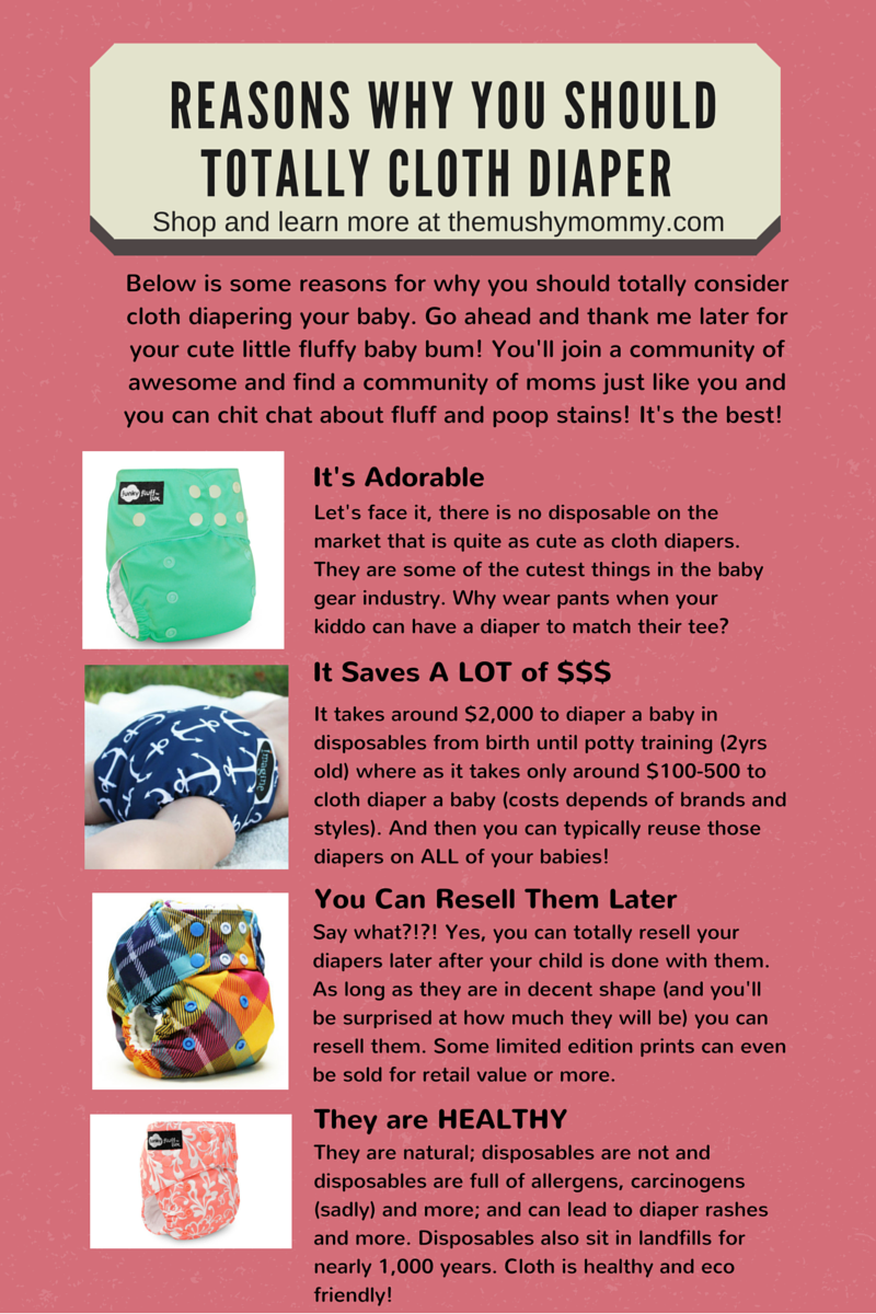 Cloth Diaper Facts