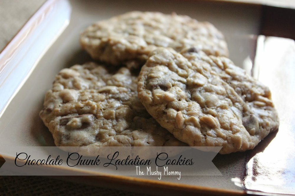 Try our yummy LACTATION cookie recipe!