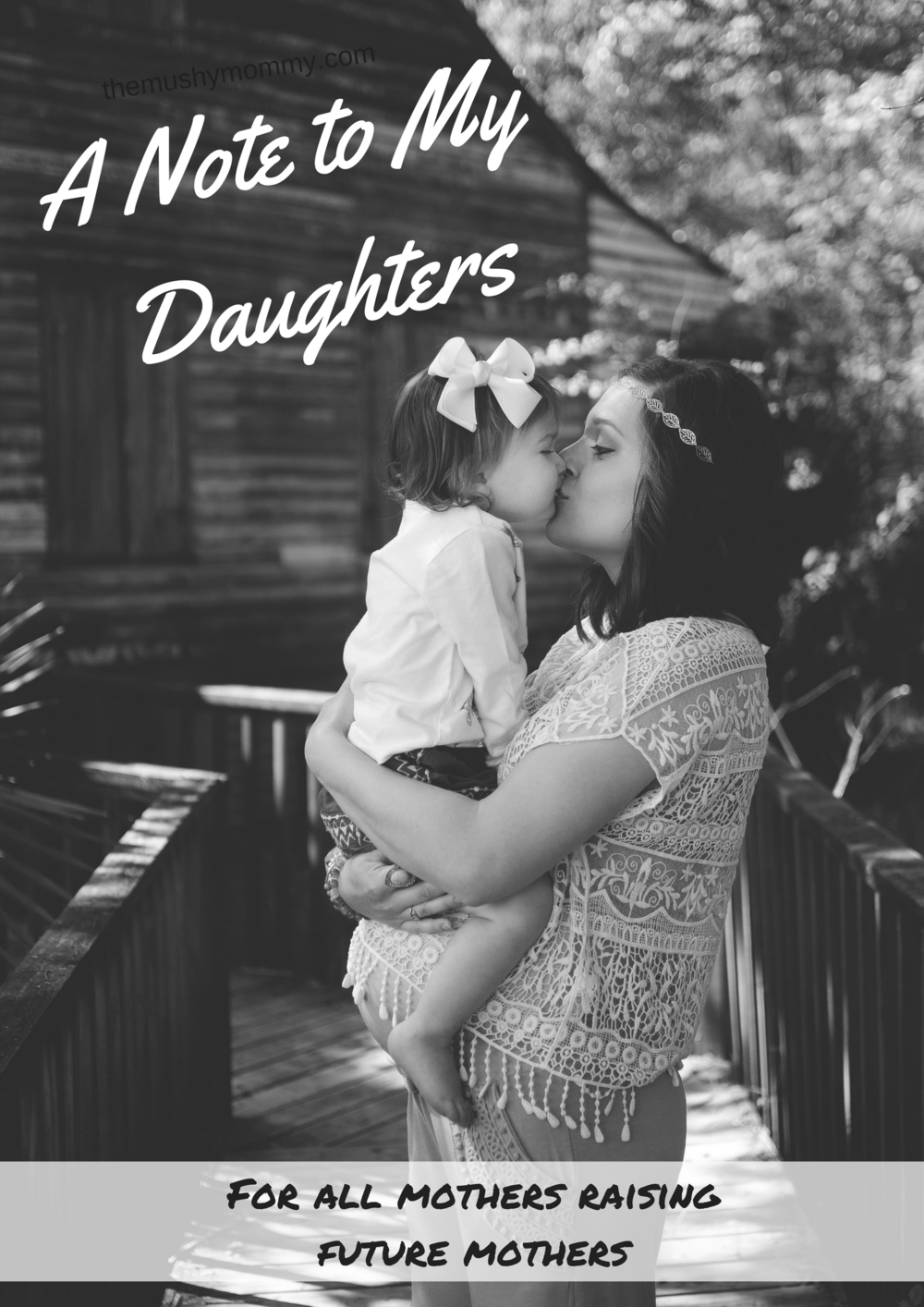 A Note to My Daughters