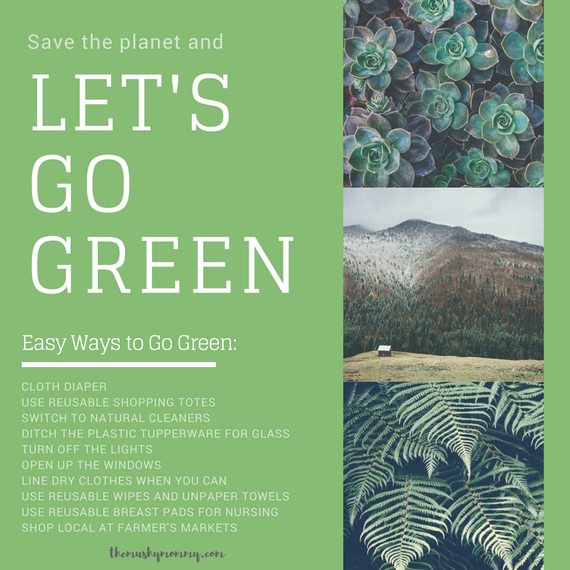 Green Living, Earth Day