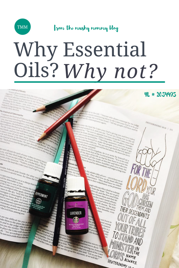 Read here why i love ESSENTIAL oils.