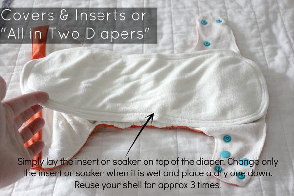 Funky Fluff diaper