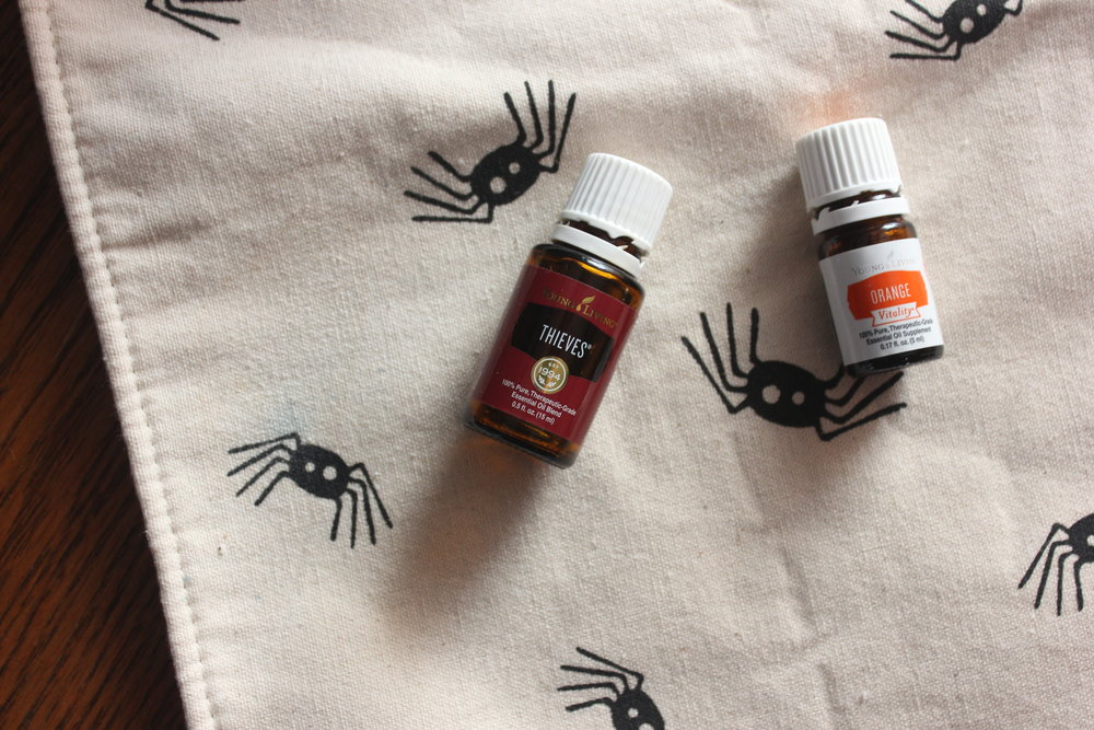 Fall Holiday Scents Essential Oils
