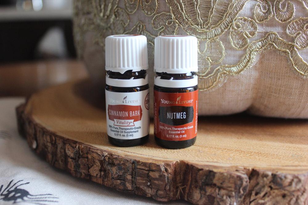 Cinnamon Fall Blends Essential Oils