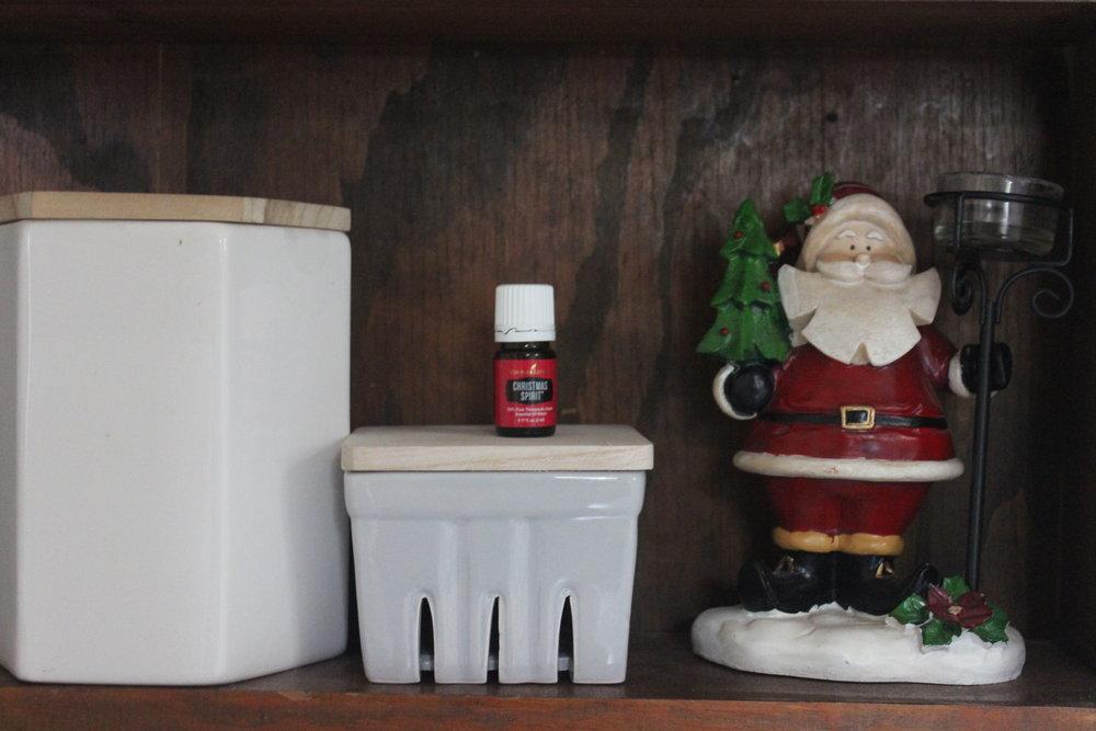 Christmas Spirit Oil