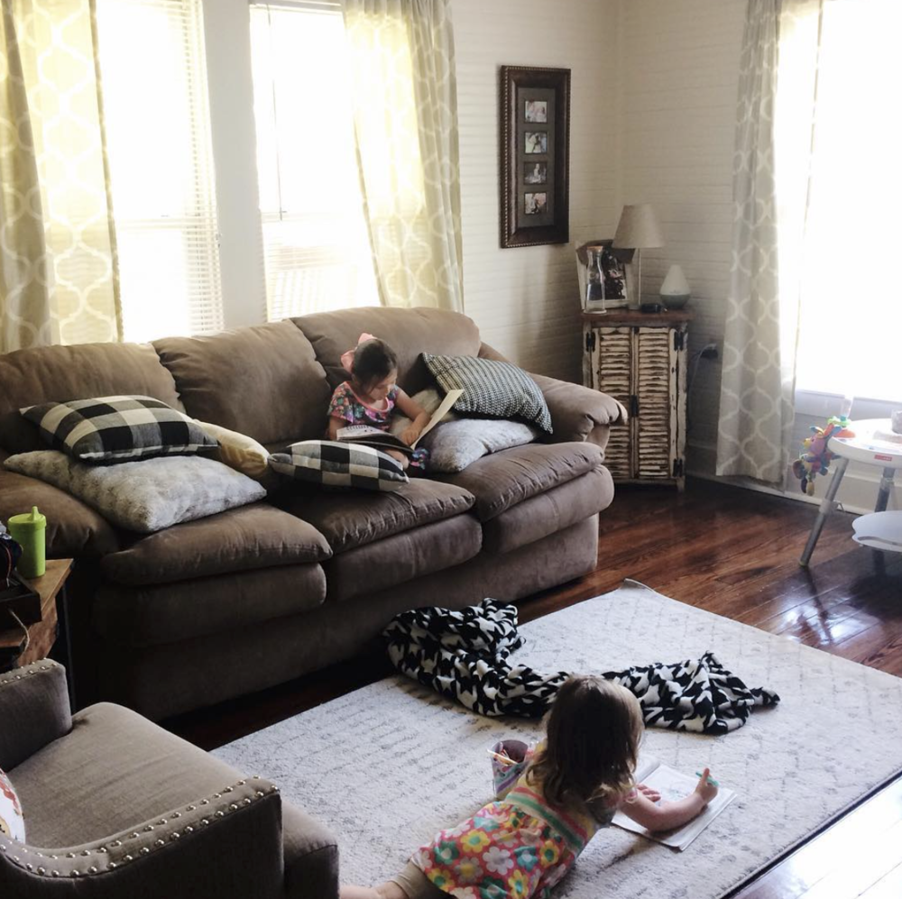 The Mushy Mommy farmhouse living
