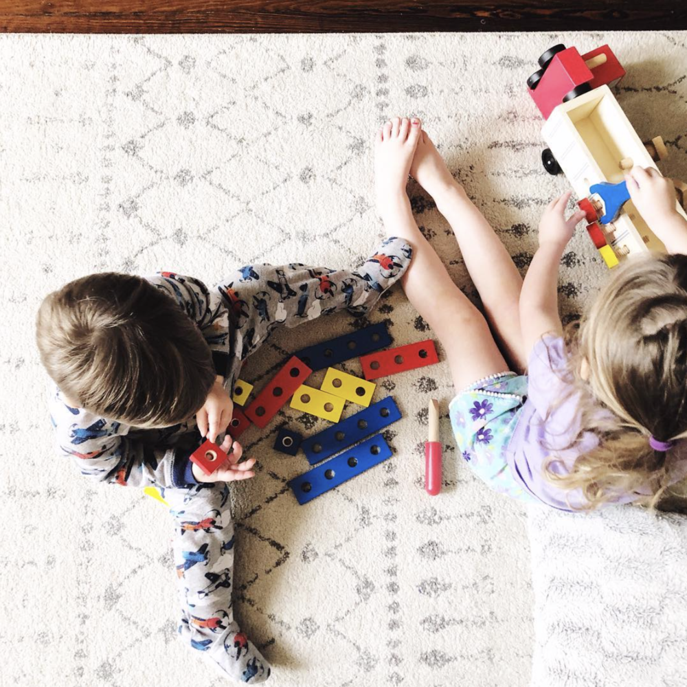 Tips for purging your kids toys