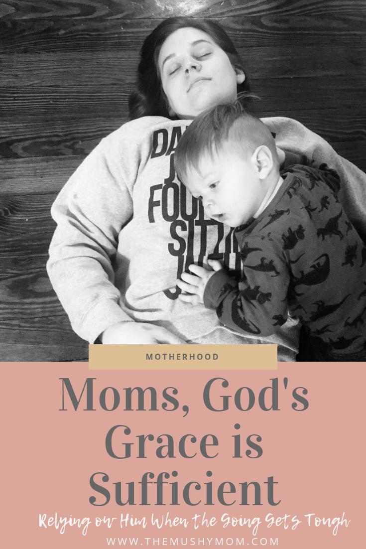 Motherhood and God's Grace
