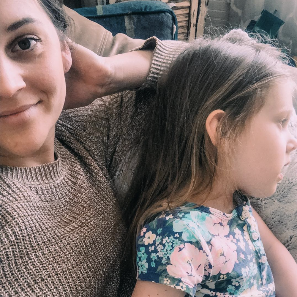 I want to be that mom, the mushy mommy on motherhood