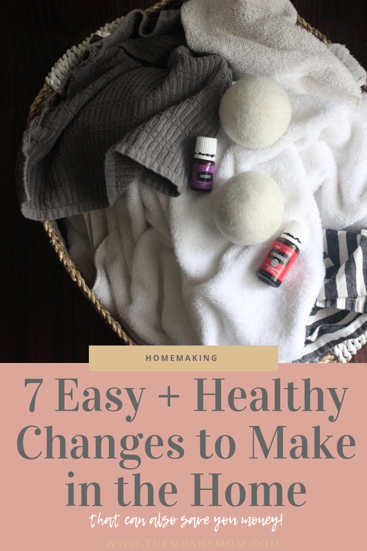 7 Easy and Healthy Changes to Make