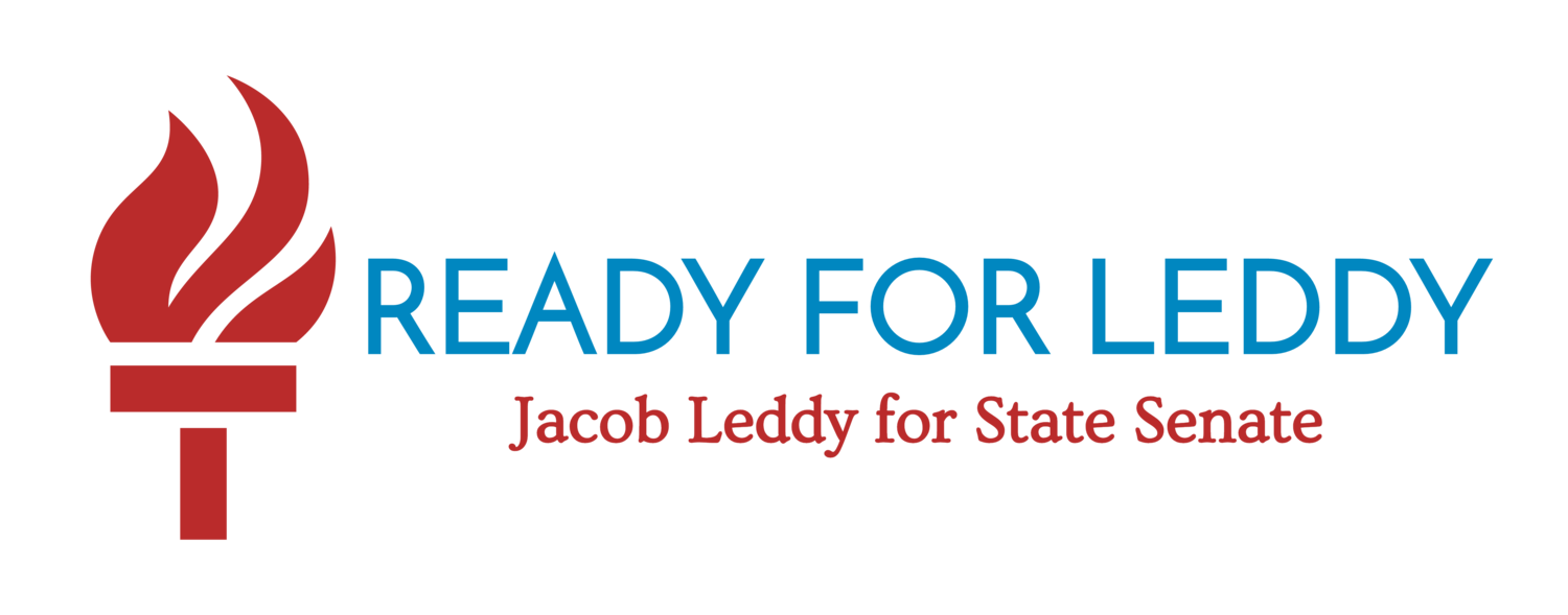 Jacob Leddy for IN State Senate District 33