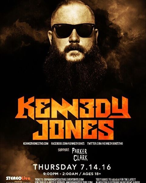 Come out tonight to @stereolive  @stereolivebottleservice_  it's gonna be 🔥🔥🔥🚀💣 @kennedyjonestho killing and and @djparkerclark  there will be bass. 🍾🚀🌮💀💣 we will be opening up main stage keeping it deep. See y'all tonight. @nightculture @i_is_surain #nonc3nts #soundcloud #beatport  #ableton #madewithlive #sucias #push #edmlifestyle  #splice #house #ultra #wavo #edclv  #festival  #insomniac #ravebooty #nonc3ntsradio  #producer #dj #rage #edc #houstonravers #toneden  #talnts #edm #GVOS #nightculture  #stereolive #discodonniepresents @discodonniepresents
