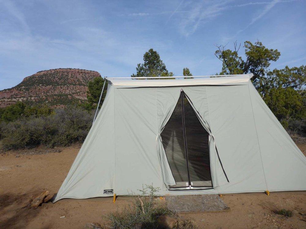 Vagabond 7 springbar tent