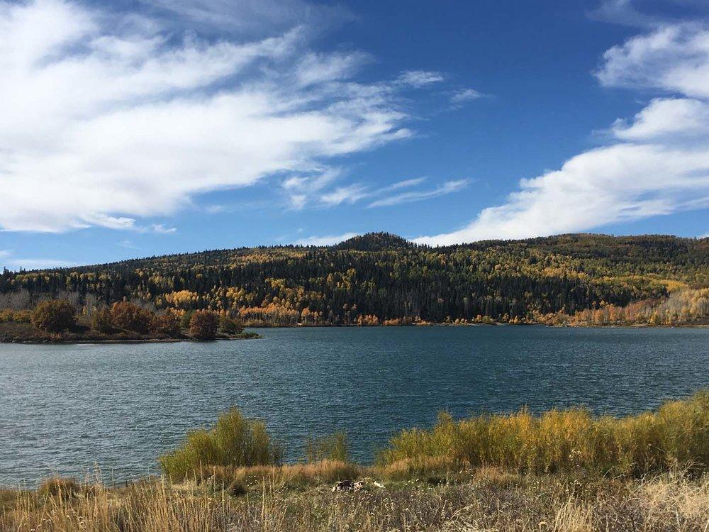 kolob reservoir zion camping rental
