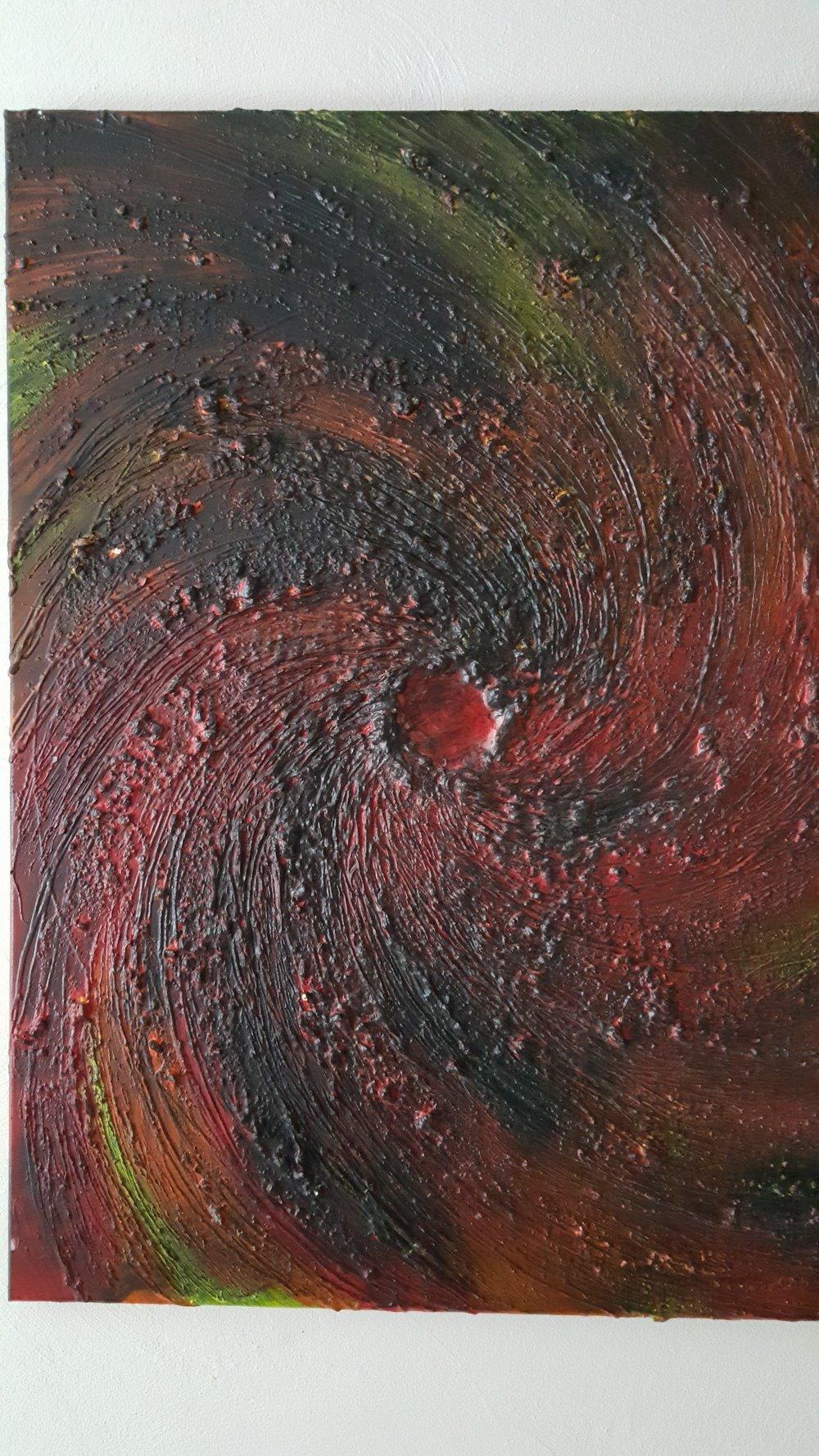 acrylic lava