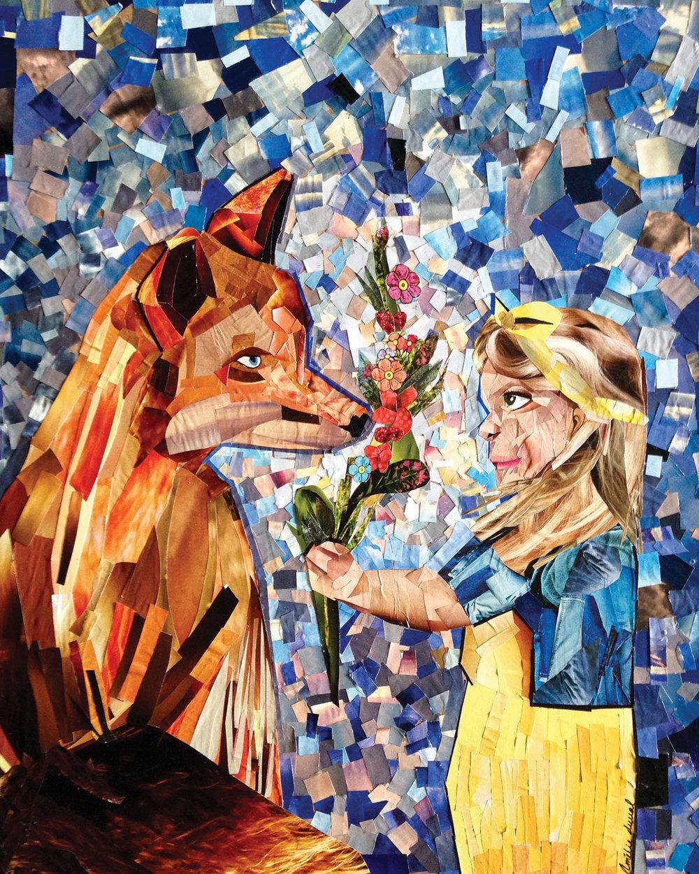 """Amélie Duval's """"The Fox"""""""