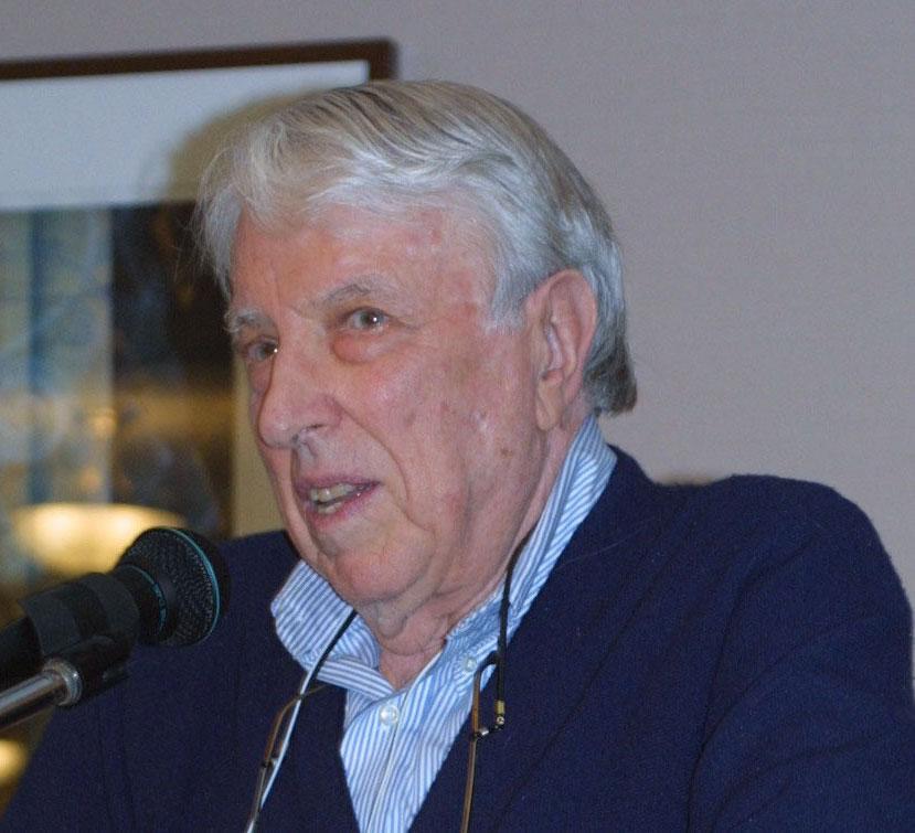 Benson Earl Ginsburg (1918–2016)