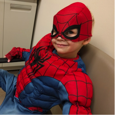 Are Superheroes Good for Little Boys? — ISRA