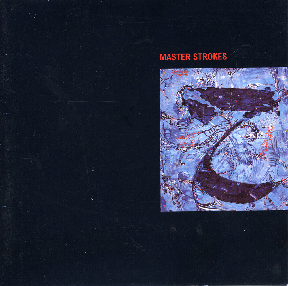 Master Strokes    The October Gallery in collaboration with Lulu al-Humoud London 2002
