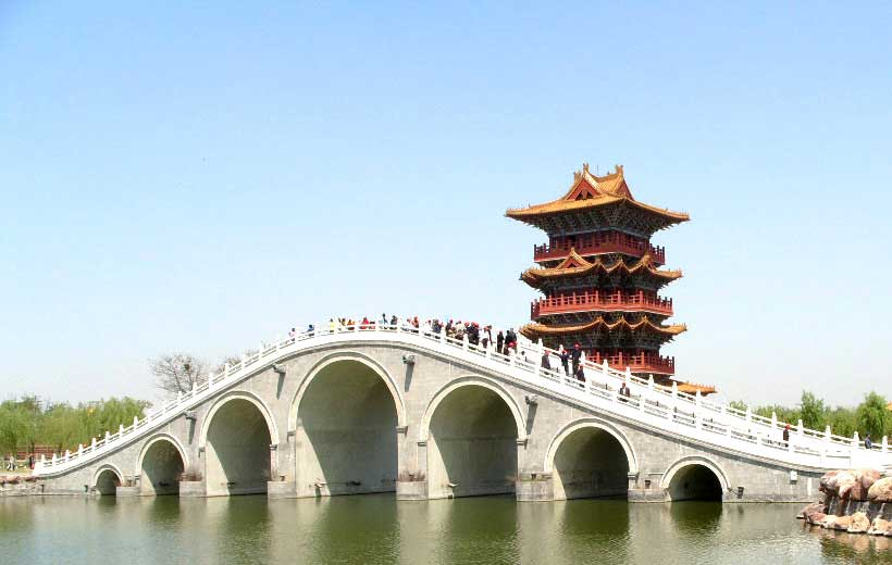 Kaifeng Photo source: http://line.uhenan.com/line-3185.htm
