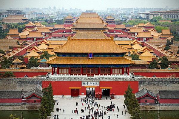 Forbidden City. Photo source: www.pinterest.com