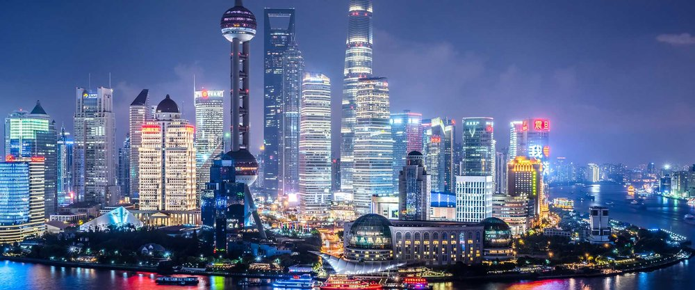 Shanghai, from The Bund. Photo source: www.bigbustours.com