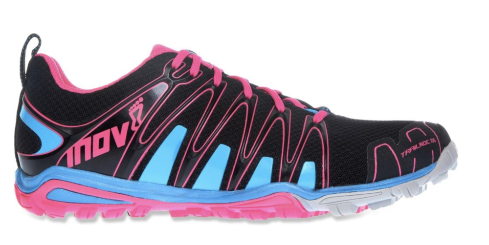 My favorite trail sneakers:Inov8 Trailroc 236