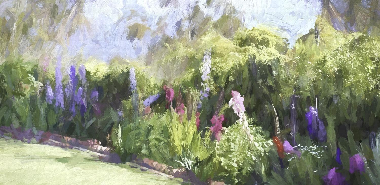 The Romantic Garden Company
