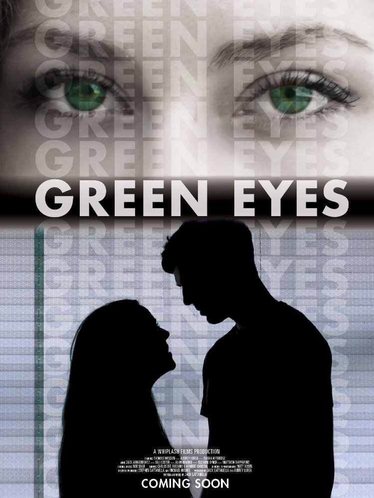 Poster from the feature film 'Green Eyes'