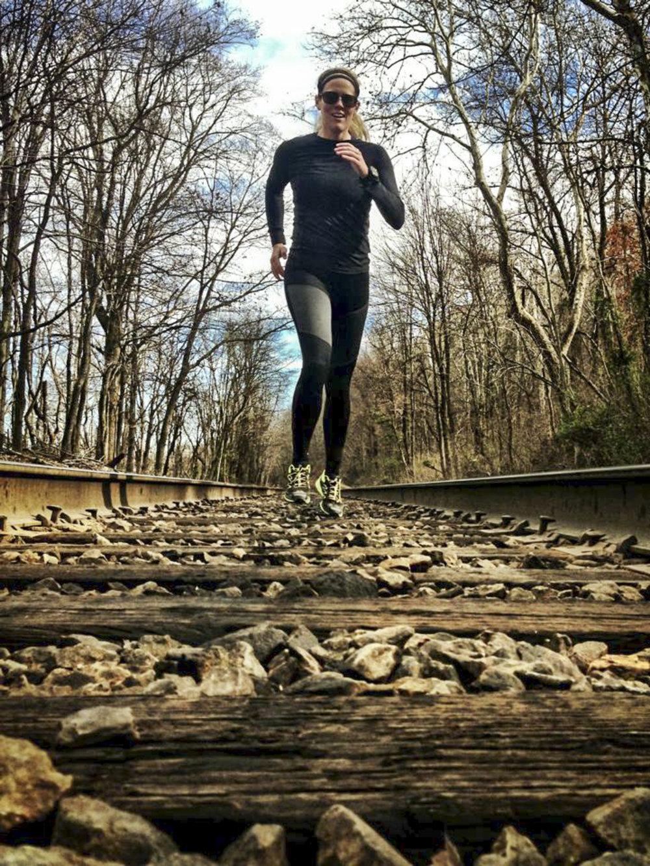 """Track"" training!"