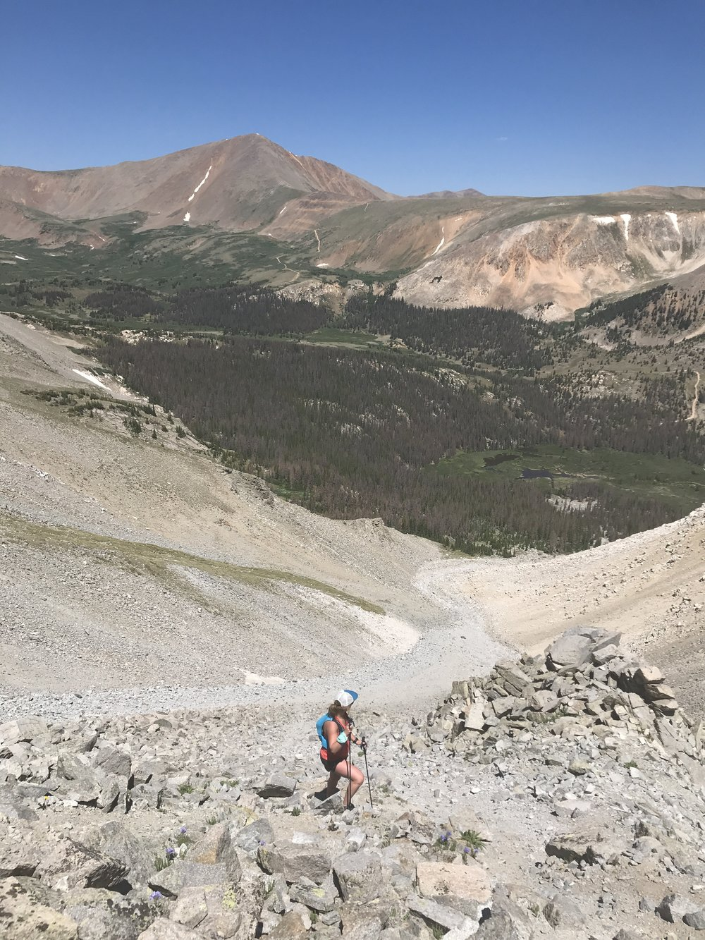 Typical terrain on Nolan's 14