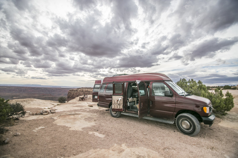 Vanlife - Bring your own or rent a fully tricked-out van from an outfit like Native Campervans or their various competitors. Not the cheapest option, but great fun and — in our opinion — one of the best ways to travel the deserts of the American Southwest.