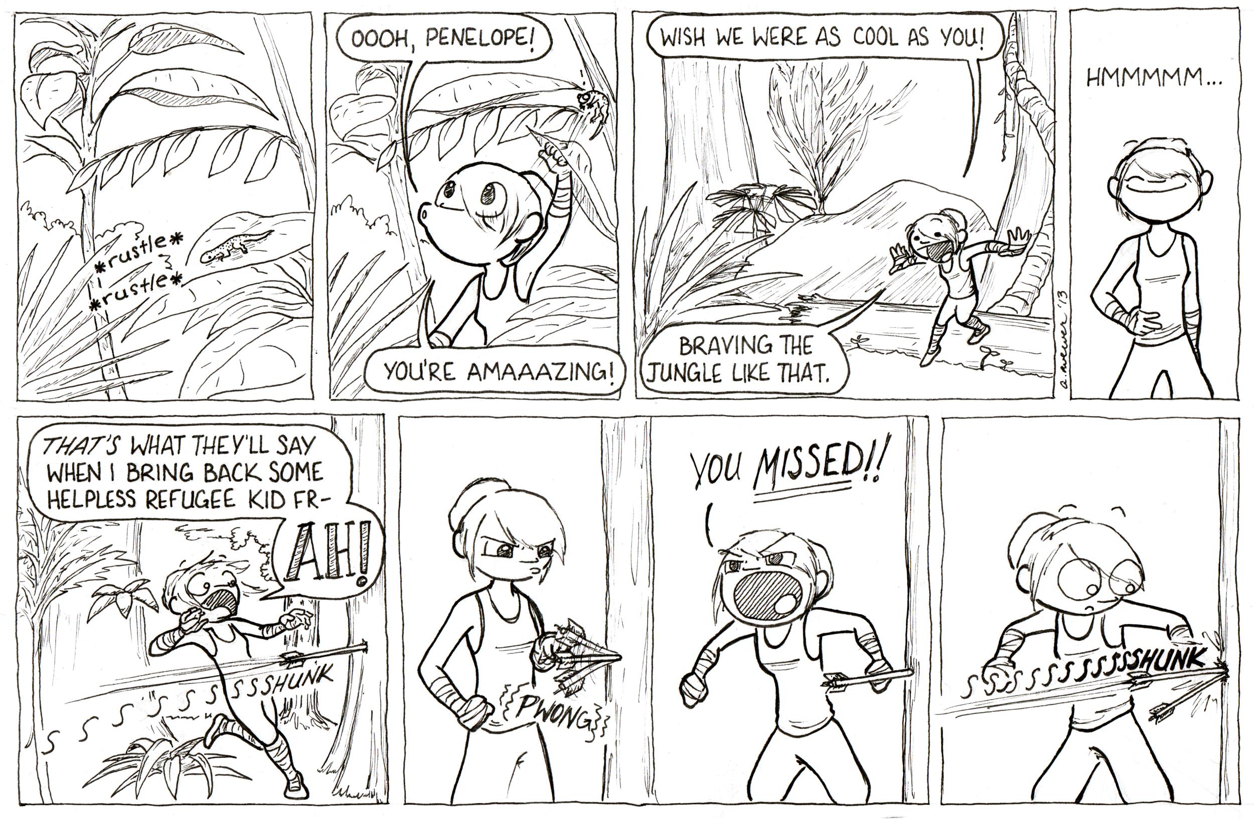 Penelope's Quest 1