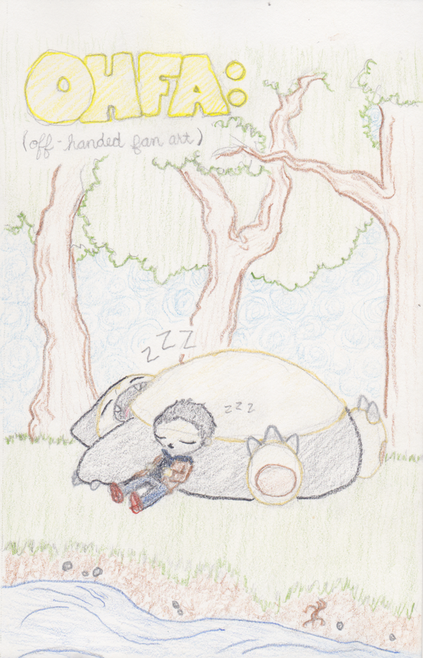 Fan-art-Snorlax