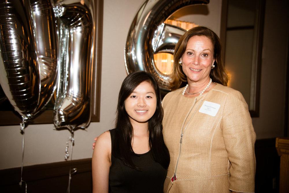 Angela Ngo and Denise Gorman