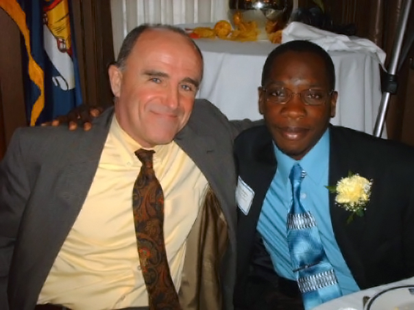 Ron and Kewsi