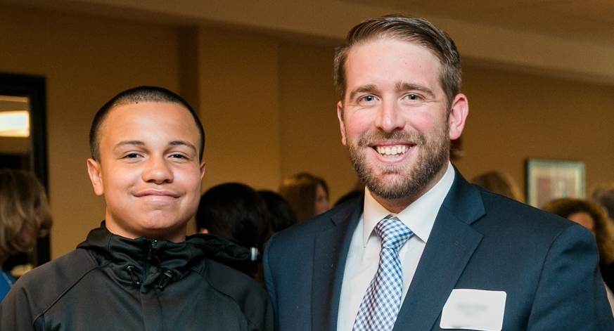 Mentors Believe   Our mentors build confidence and change lives.   Read Ryan's story