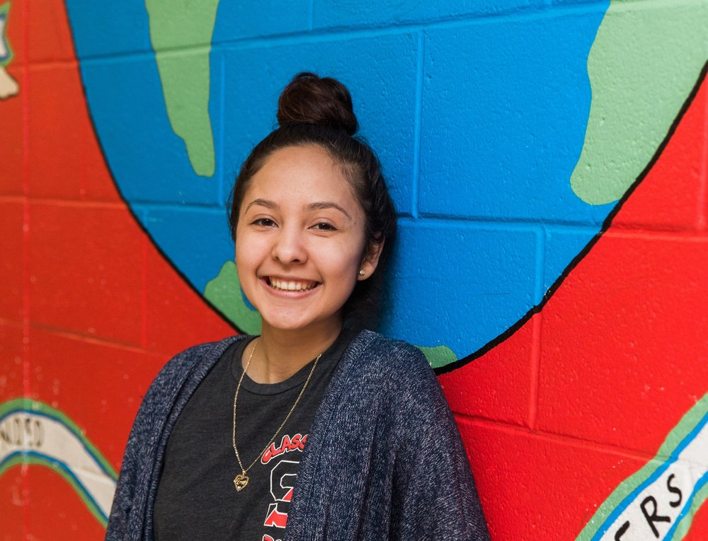 Lorena Flores will attend the University at Albany this fall. She hopes to become a pediatrician.